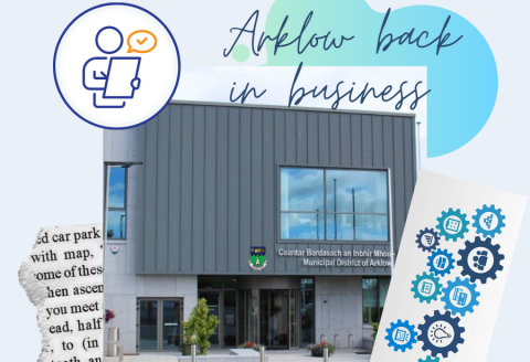 Arklow Back in Business image