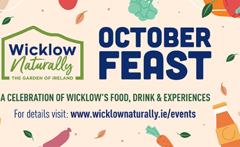 Wicklow Naturally October Feast poster