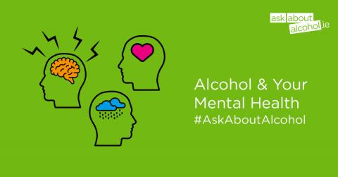 alcohol and mental health image